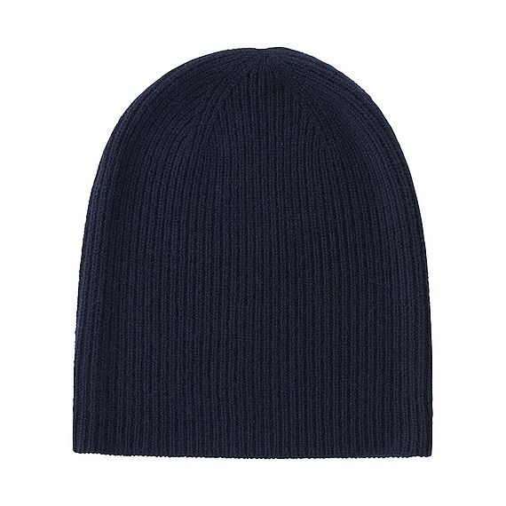 100% Cashmere Beanie (6 Colours) Navy - predominant colour: navy; occasions: casual, creative work; type of pattern: standard; style: beanie; size: standard; pattern: plain; material: cashmere; season: a/w 2016