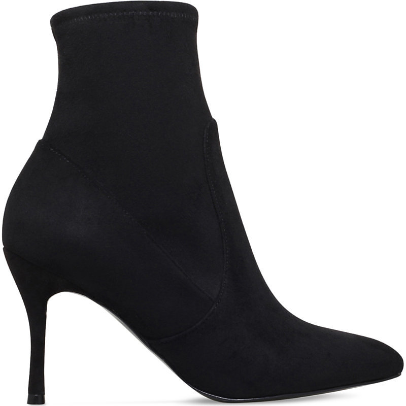 Black Cadence2, Women's, Eur 40 / 7 Uk Women - predominant colour: black; occasions: evening, work, creative work; material: suede; heel height: high; heel: stiletto; toe: pointed toe; boot length: ankle boot; style: standard; finish: plain; pattern: plain; season: a/w 2016; wardrobe: highlight