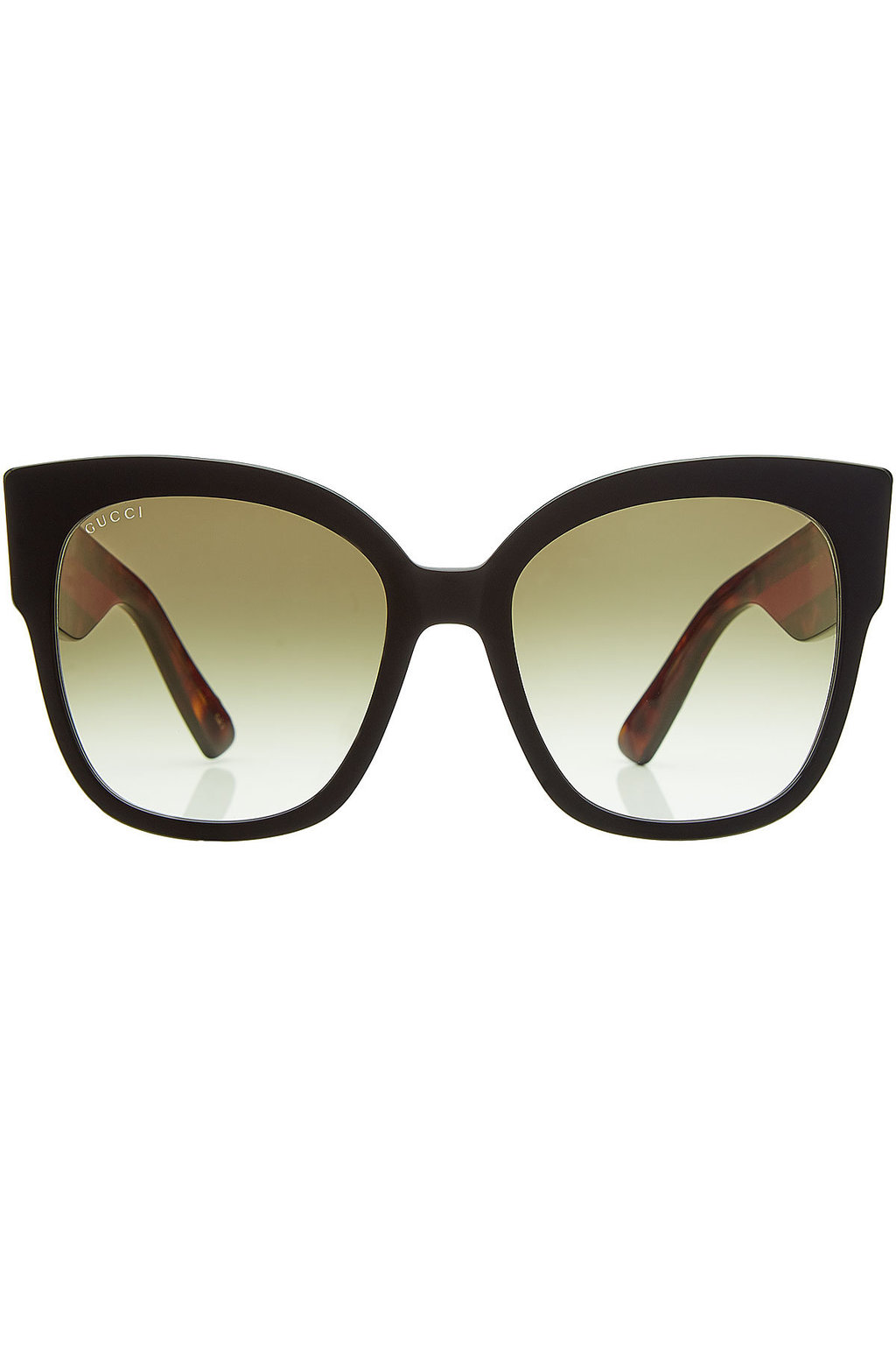 Square Sunglasses - predominant colour: black; occasions: casual, holiday; style: square; size: large; material: plastic/rubber; pattern: plain; finish: plain; wardrobe: basic; season: s/s 2017