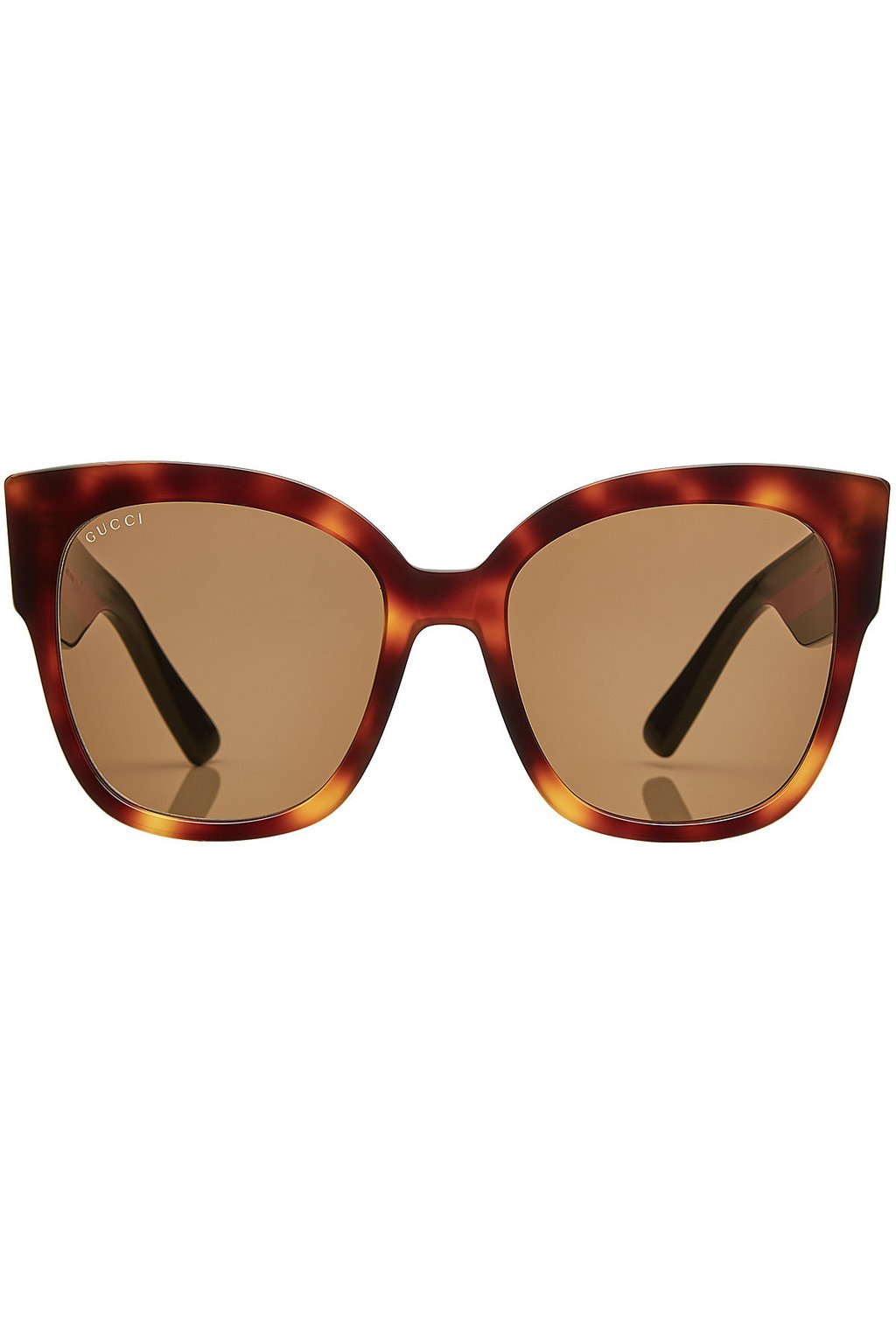 Square Sunglasses - predominant colour: tan; occasions: casual, holiday; style: square; size: large; material: plastic/rubber; pattern: tortoiseshell; finish: plain; season: s/s 2013; wardrobe: highlight