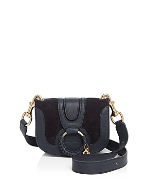 Hana Crossbody - predominant colour: navy; occasions: casual; type of pattern: standard; style: shoulder; length: across body/long; size: standard; material: leather; pattern: plain; finish: plain; wardrobe: investment; season: s/s 2017
