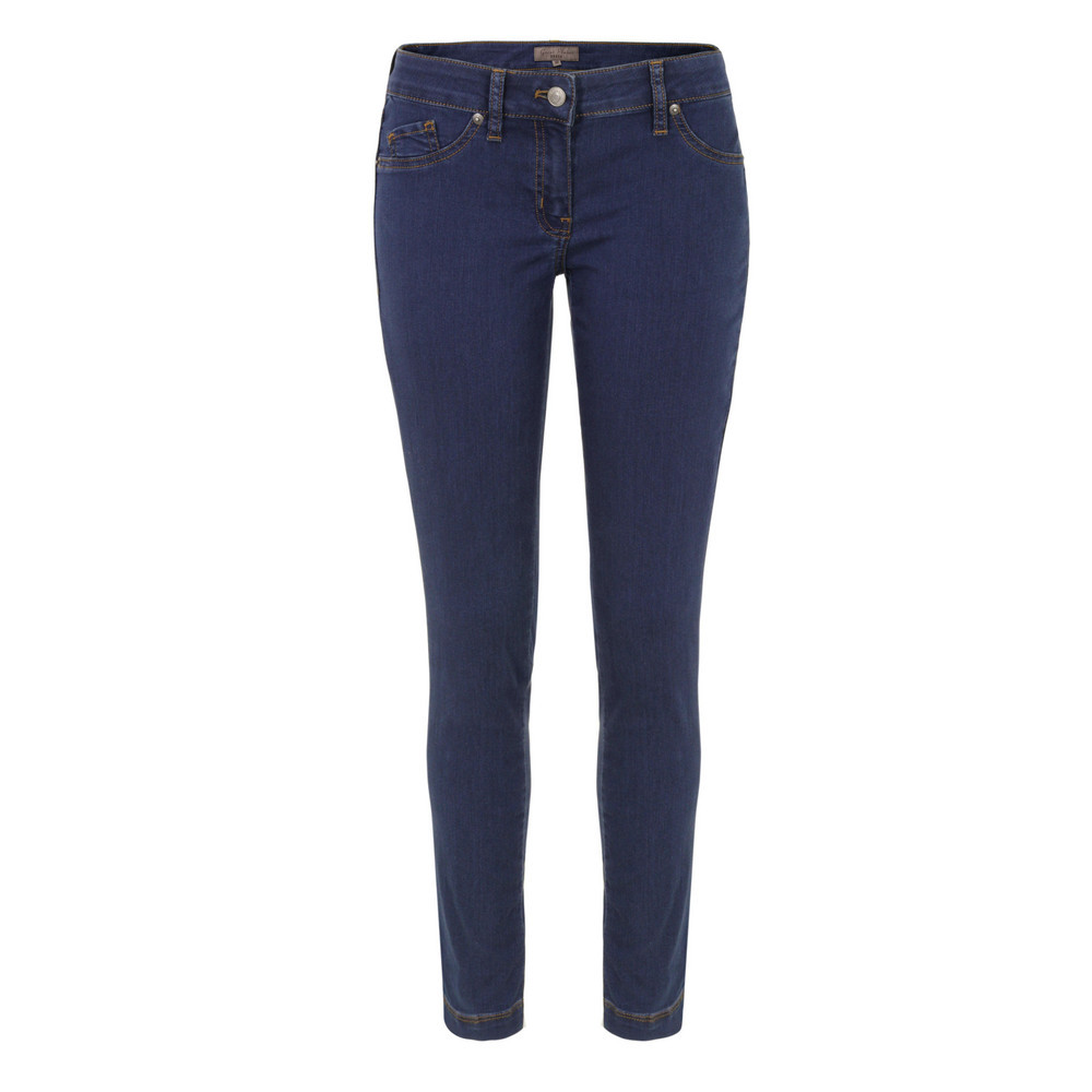 J4 Ay9 San Fran Denim Super Skinny Jeans - style: skinny leg; length: standard; pattern: plain; waist: low rise; pocket detail: traditional 5 pocket; predominant colour: navy; occasions: casual, evening, work; fibres: cotton - stretch; jeans detail: dark wash; texture group: denim; pattern type: fabric; season: s/s 2013; pattern size: standard (bottom)