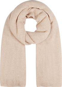 Cashmere Wrap - predominant colour: nude; occasions: casual, creative work; type of pattern: standard; style: regular; size: standard; pattern: plain; material: cashmere; season: a/w 2016
