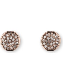 Leverback Double Stone Earrings, N/A - predominant colour: gold; occasions: evening, occasion, creative work; style: stud; length: short; size: small/fine; material: chain/metal; fastening: pierced; finish: metallic; wardrobe: basic; season: a/w 2016; trends: sparkle