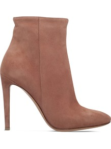 Dree Suede Ankle Boots, Women's, Eur 38 / 5 Uk Women, Light Salmon - predominant colour: camel; occasions: casual; material: suede; heel: stiletto; toe: pointed toe; boot length: ankle boot; style: standard; finish: plain; pattern: plain; heel height: very high; season: a/w 2016; wardrobe: highlight