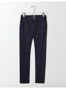 Wellington Jeans Indigo Women, Indigo - style: skinny leg; length: standard; pattern: plain; pocket detail: traditional 5 pocket; waist: mid/regular rise; predominant colour: navy; occasions: casual; fibres: cotton - stretch; texture group: denim; pattern type: fabric; wardrobe: basic; season: s/s 2017